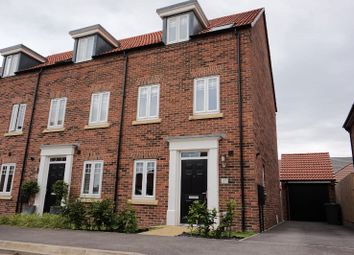 Thumbnail 3 bed end terrace house for sale in Blackthorn Road, Northallerton