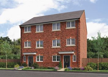 "Thumbnail 4 bedroom semi-detached house for sale in ""Hardy"" at Honeywell Lane, Barnsley"