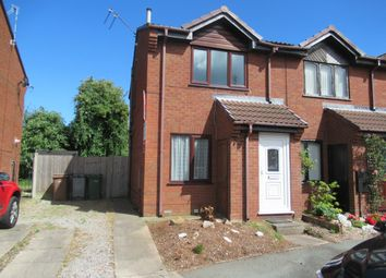 Thumbnail 2 bed semi-detached house to rent in Pullman Close, Heswall, Wirrral