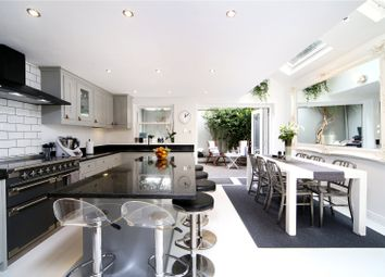 Thumbnail 5 bed end terrace house for sale in Tournay Road, London