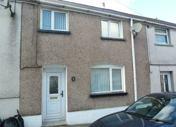 Thumbnail 2 bed terraced house for sale in Park Street, Maesteg, Maesteg, Mid Glamorgan