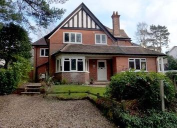 Thumbnail 2 bed flat to rent in Chester Road, Branksome Park, Poole