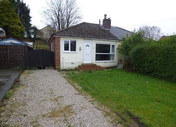 Thumbnail 2 bed bungalow for sale in Crow Wood Avenue, Ightenhill, Burnley, Lancashire