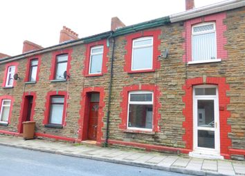 Thumbnail 2 bed terraced house for sale in Thomas Street, Trethomas, Caerphilly