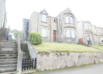 Thumbnail 2 bed flat for sale in 49, Brachelston Street, Greenock PA169Af