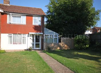 Thumbnail 3 bed semi-detached house to rent in Park Close, Hurstpierpoint