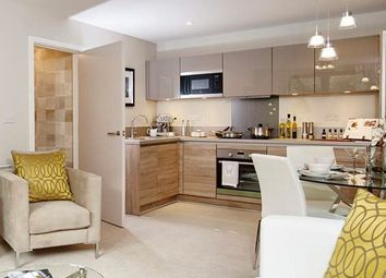 Thumbnail 1 bed flat for sale in Lexicon Terrace At East City Point, Charford Road, London