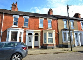 Thumbnail 3 bed terraced house to rent in Althorp Road, St James, Northampton