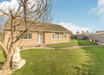Thumbnail 3 bed detached bungalow for sale in Campbells Close, Spalding