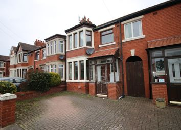 Thumbnail 3 bed terraced house for sale in Lonsdale Avenue, Fleetwood