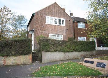 Thumbnail 4 bedroom semi-detached house to rent in Marland Avenue, Oldham, Lancashire