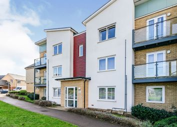 Thumbnail 2 bed flat for sale in Bowhill Way, Harlow