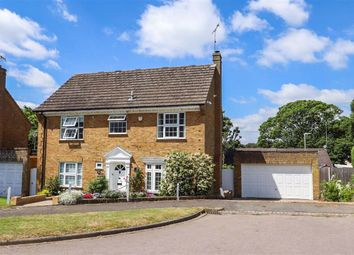 Thumbnail 4 bed detached house for sale in Grange Gardens, Heath And Reach, Leighton Buzzard