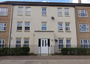 Thumbnail 2 bed flat to rent in Wilks Walk, Grange Park, Northampton