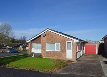 Thumbnail 3 bed detached bungalow for sale in Coombe Close, Honiton