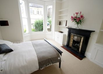 Thumbnail 2 bed flat to rent in Broomwood Road, Clapham, London