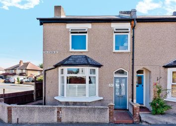 Thumbnail 3 bed end terrace house for sale in Caledon Road, Wallington