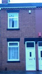 Thumbnail 2 bedroom terraced house to rent in Wilks Street, Tunstall, Stoke-On-Trent