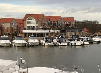 Thumbnail Leisure/hospitality for sale in Units 7 - 8, The Quays, Burton Waters, Lincoln