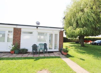 Thumbnail 2 bedroom property for sale in Belle Aire Chalet Park, Beach Road, Hemsby