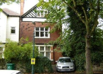Thumbnail 1 bed flat to rent in Chestnut Grove, Mapperley Park, Nottingham