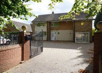 Thumbnail 4 bed detached house to rent in Station Road, Hatfield, Doncaster