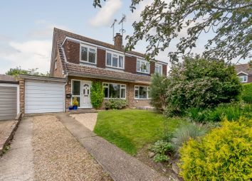 Thumbnail 3 bed semi-detached house for sale in Riverdale, Wrecclesham, Farnham
