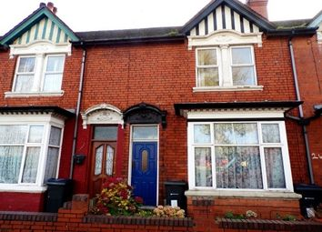 Thumbnail 4 bed property to rent in Edward Road, Birmingham