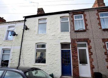 Thumbnail 3 bed terraced house to rent in Davies Street, Barry