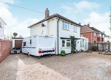 Thumbnail 3 bed detached house for sale in Frobisher Road, Rose Green, Bognor Regis, West Sussex