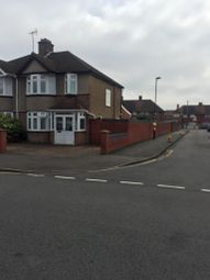 Thumbnail 4 bed terraced house to rent in Carlton Avenue, Feltham, Middlesex