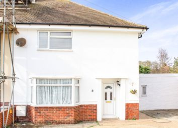 Thumbnail 3 bedroom semi-detached house for sale in Burleigh Place, Eastbourne