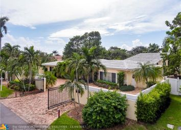 Thumbnail 4 bed property for sale in 2756 Ne 30th St, Fort Lauderdale, Fl, 33306