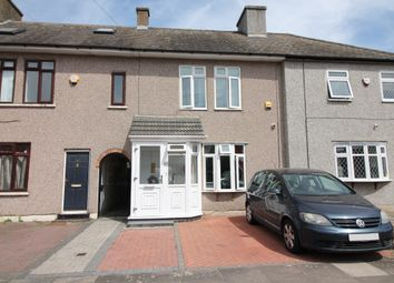 Thumbnail 3 bed terraced house for sale in Baron Road, Dagenham, Essex