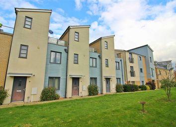 Thumbnail 3 bed town house for sale in Selkirk Drive, Oakridge Park, Milton Keynes
