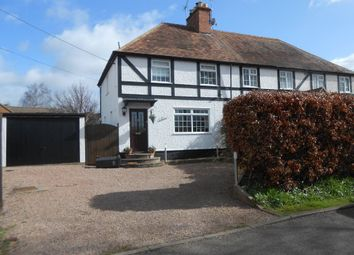 Thumbnail 3 bedroom property to rent in Middle Lane, Pershore, Worcestershire