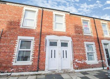 Thumbnail 3 bed flat to rent in Percy Street, Blyth
