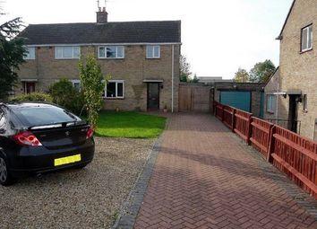 Thumbnail 3 bedroom semi-detached house for sale in Peake Close, Peterborough