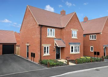 "Thumbnail 4 bed detached house for sale in ""Cambridge"" at Halse Road, Brackley"