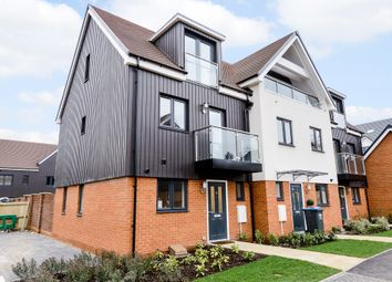 Thumbnail 3 bedroom end terrace house for sale in Huxley Drive, Oxted