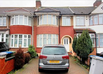 Thumbnail 3 bed terraced house to rent in Rugby Road, Kingsbury, London