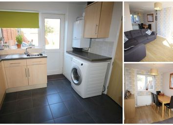 Thumbnail 2 bed terraced house for sale in Redhills Close, Exeter