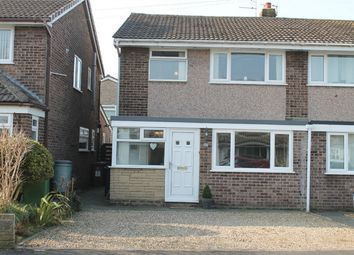 Thumbnail 3 bed semi-detached house for sale in Broadwood Drive, Fulwood, Preston, Lancashire