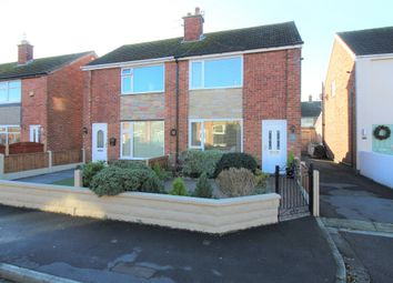 Thumbnail 2 bed semi-detached house for sale in Epping Close, Bispham