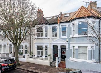Thumbnail 4 bed flat to rent in Bronsart Road, London