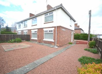 Thumbnail 3 bed semi-detached house for sale in Bede Terrace, Chester Le Street