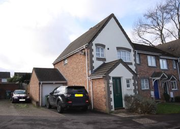 Thumbnail 3 bed end terrace house to rent in Christie Avenue, Whiteley, Fareham