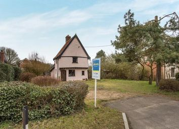 Thumbnail 3 bed detached house for sale in Stonham Aspal, Stowmarket, Suffolk