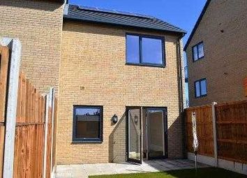 Thumbnail 2 bed semi-detached house to rent in Hilldene Close, Romford