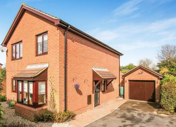 Thumbnail 4 bedroom detached house for sale in Sixpenny Lane, Chalgrove, Oxford
